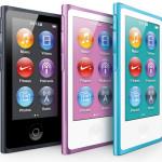 iPod Nano – современный аудиоплеер
