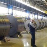 Производство стали в ММК сократилось более чем на 6 %.